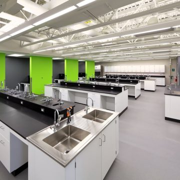 Science Laboratory Consolidation