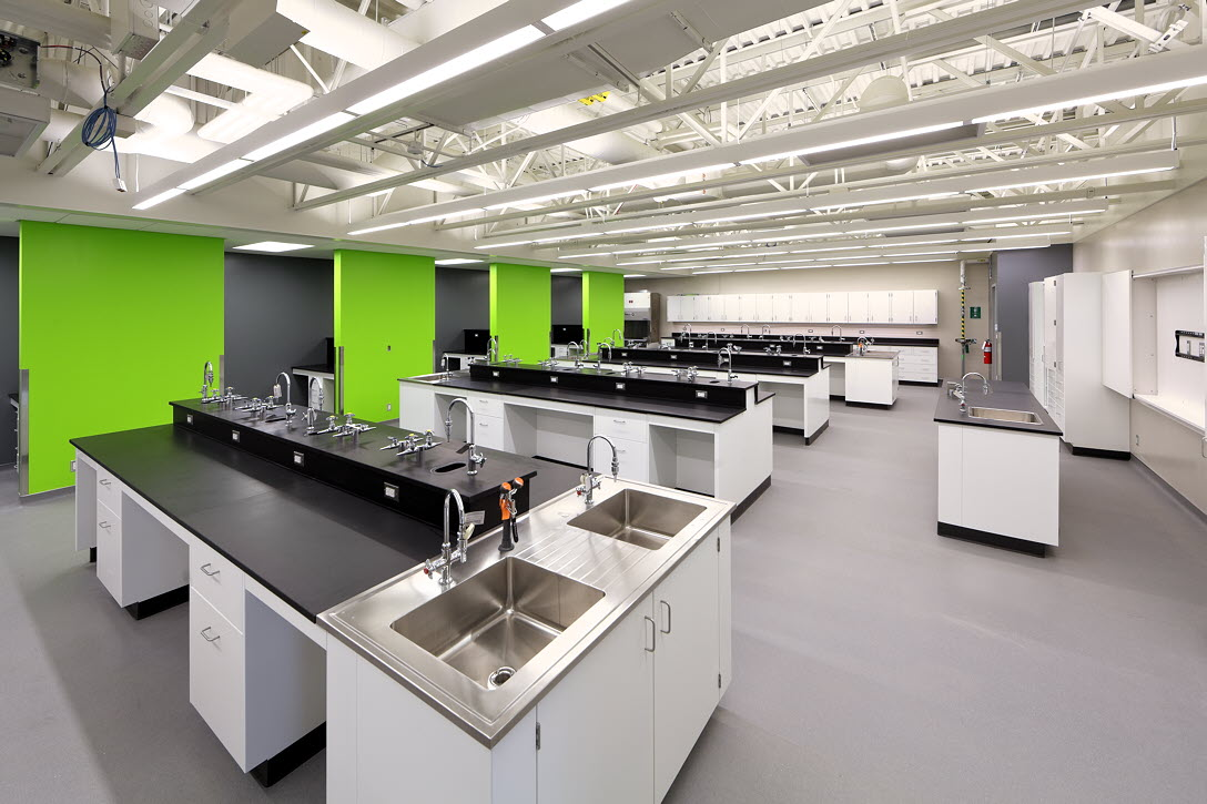 Science Laboratory Consolidation Nxl Architects