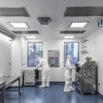 GMP Cell Manufacturing Facility